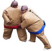 Sumo Suits - Adult Foam TX